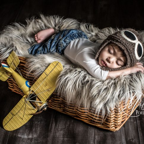 Timeless Newborn and Infant Portraits