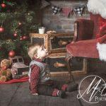 Santa Portraits at Miller's Portrait and Design