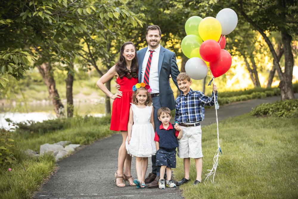 Balloon Portraits