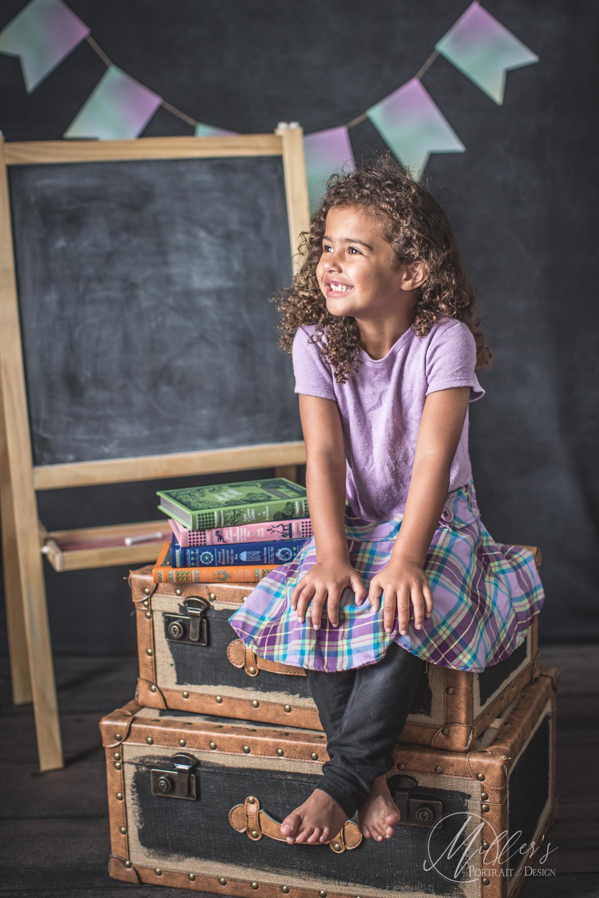 Back To School Portraits