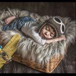 Milestone Portraits for Newborns through One Year