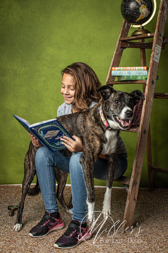 Back To School Portraits for Students and Kids K-12
