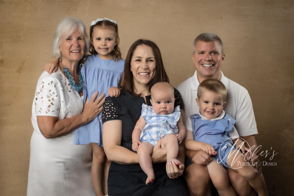 Generational Family Portraits